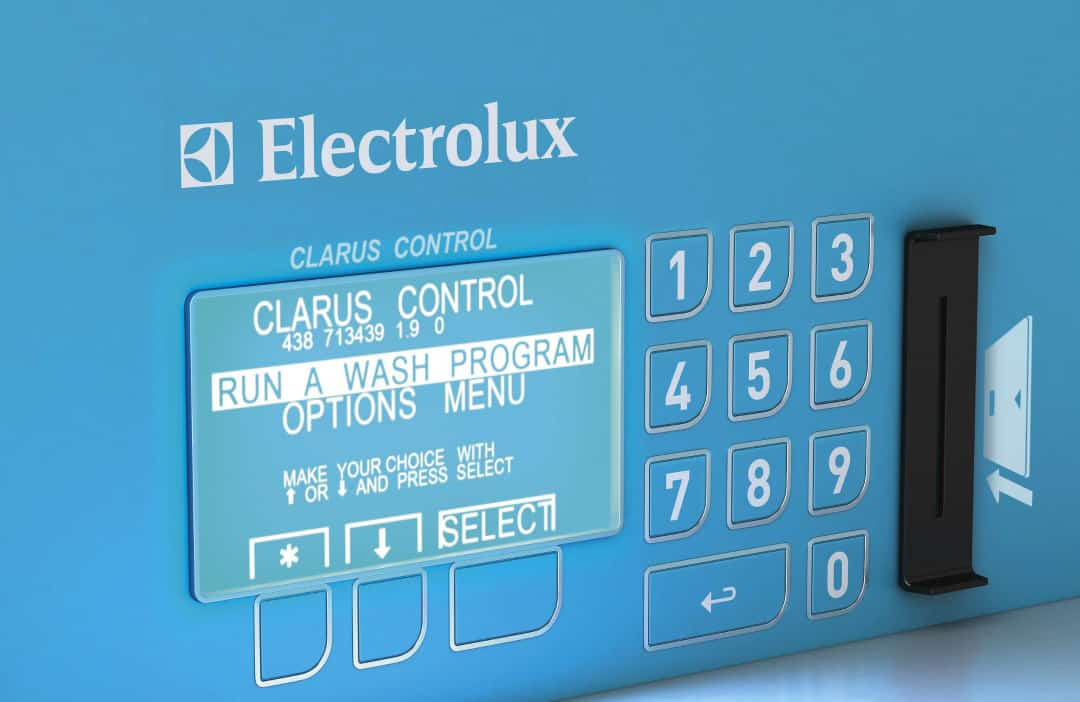 electrolux machine